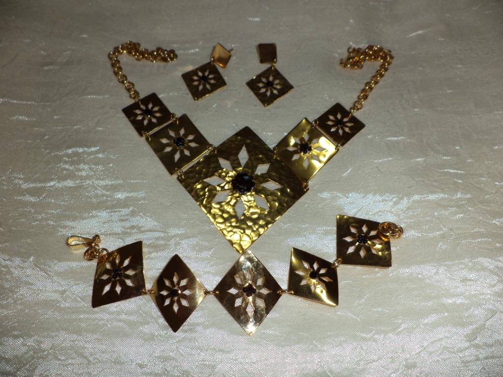 13550 for Accesorios bano bronce