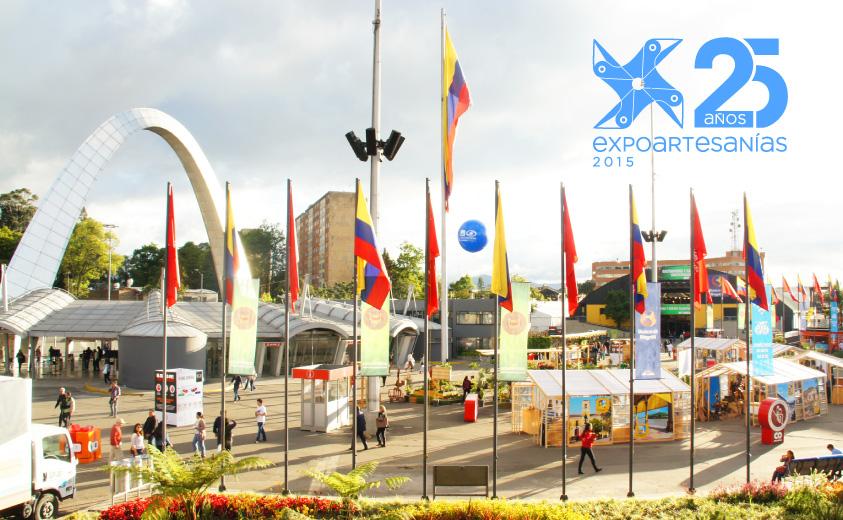 Turismo y artesanías, juntos en Expoartesanías 2015