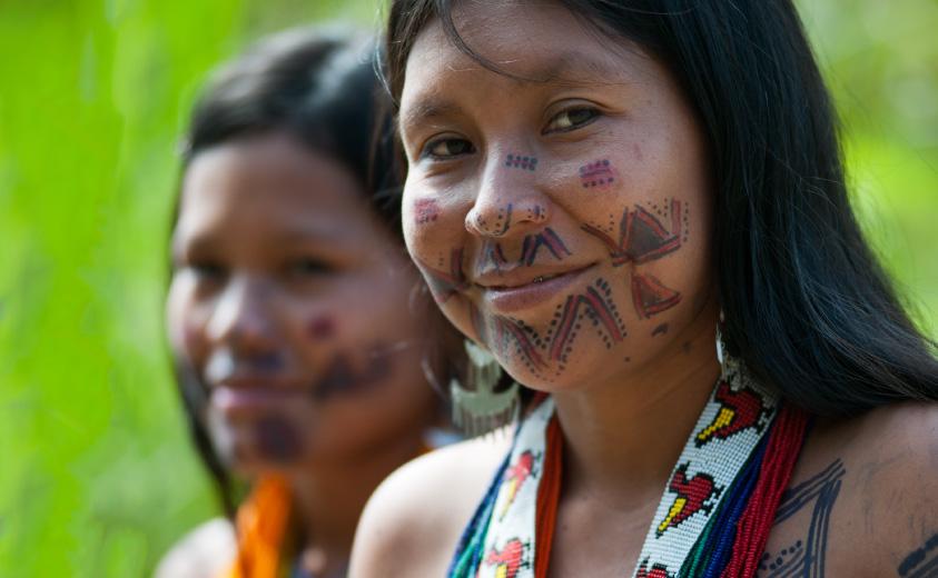 Extremamente Así celebramos el día de los Pueblos Indígenas - Artesanías de  ZA73