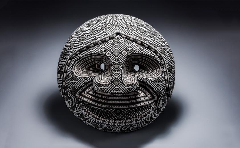 Colombia Artesanal Máscaras Indígenas Artesanías De Colombia