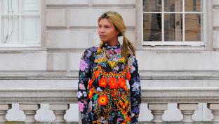 b74b7f030f57 Roxana Panchi y Yina Panchi en la Semana de la Moda