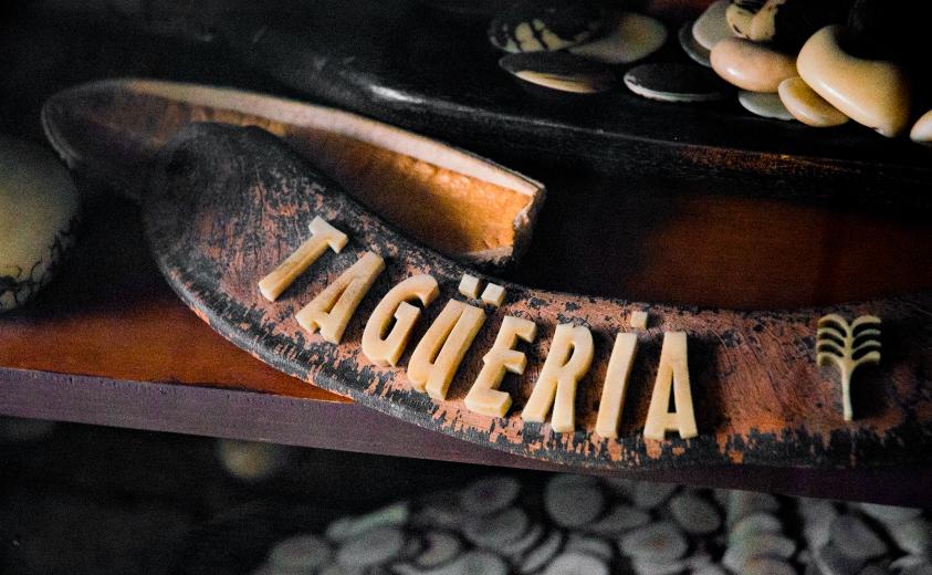 storia arancione: tagüry a Bogotá