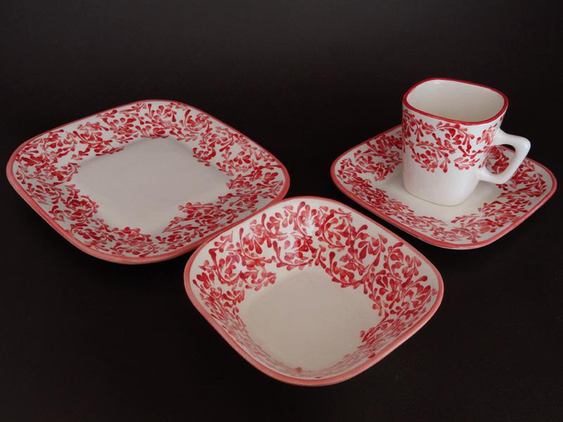 Cer micas esmaltarte galer a artesanal artesan as de colombia - Vajilla ceramica artesanal ...