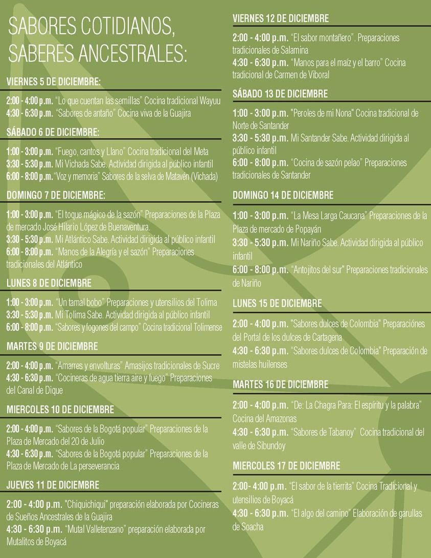 Agenda Académica